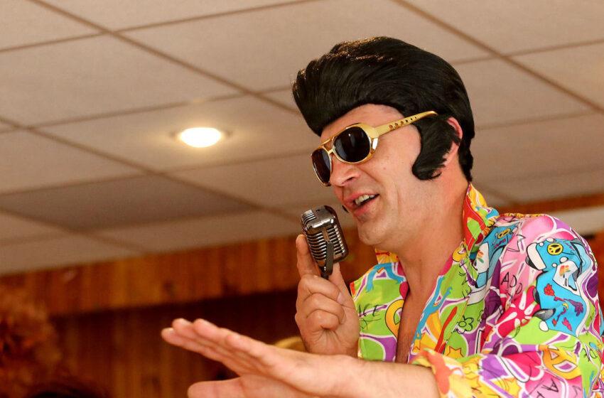 Muzikos mokyklos scenoje – ir Elvis Preslis (FOTOGALERIJA, VIDEO)