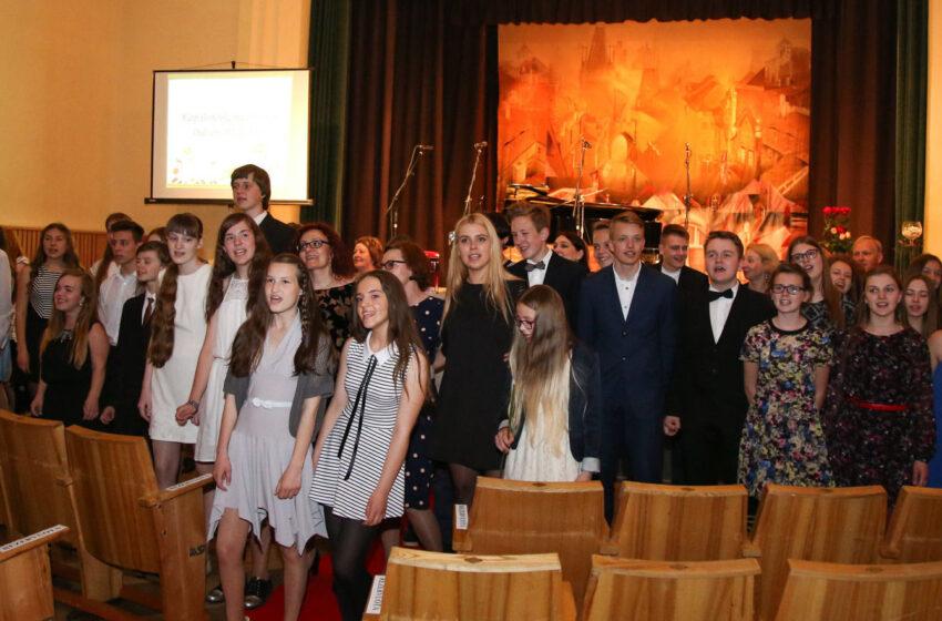 Kėdainių muzikos mokyklą paliko 55-oji laida (su fotogalerija)