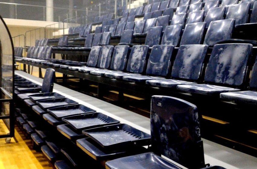 Incidentas Kėdainių arenoje: sulaikytieji – vis dar areštinėje