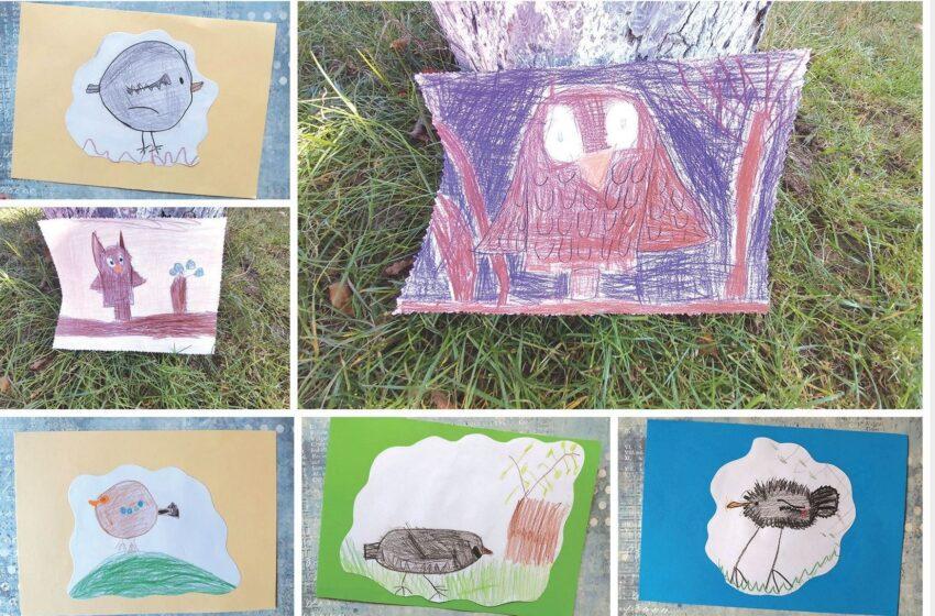 Piešimas: kaip paskatinti vaikus piešti ir ką reiškia jų piešiniai?