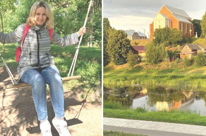 Pritrintos pūslės seserims netrukdo nueiti šimtus kilometrų per Lietuvą