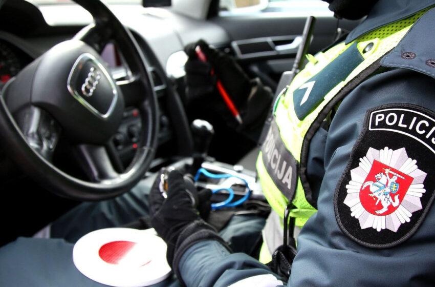 Sulaikė automobilio padegėją (video reportažas)