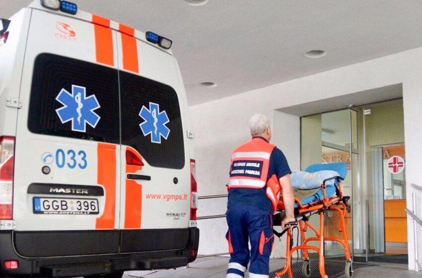 Visuotinis perėjimas prie 112 neramina medikus