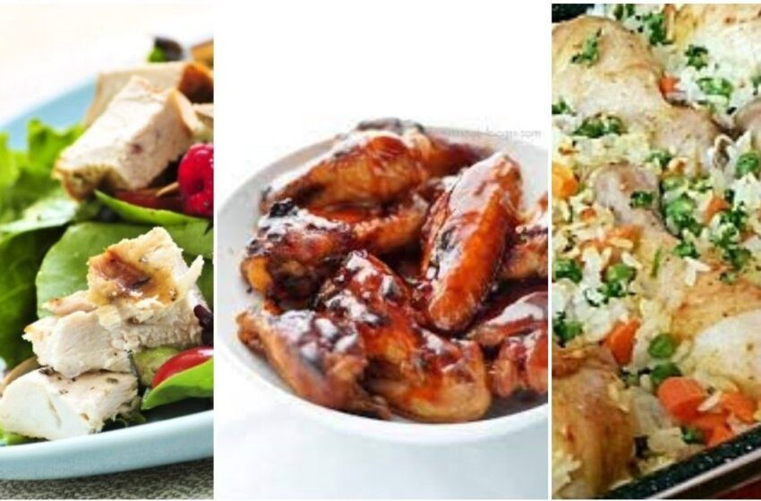 Norintiems paįvairinti Velykų meniu dalijasi receptais, kaip paruošti skirtingas vištienos dalis