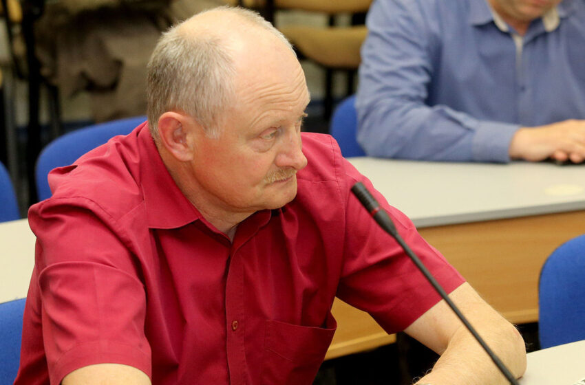 R. Rimošaitis įsidarbino Specialiojoje mokykloje