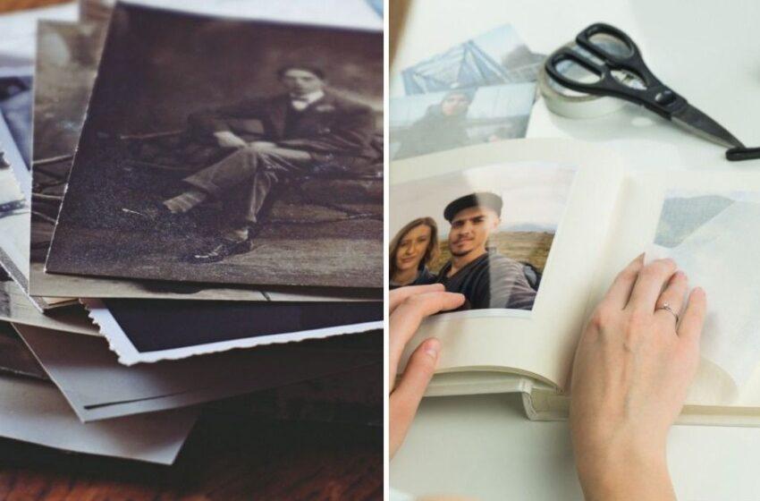 Išsaugokite brangiausius prisiminimus: patarimai, kaip skaitmenizuoti senas nuotraukas ir įrašus