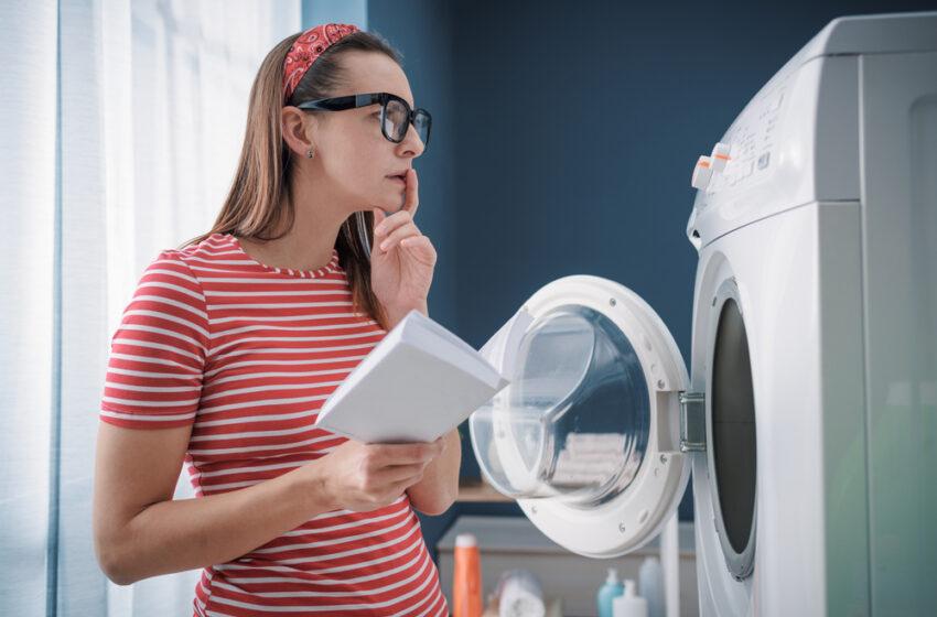 Naudingos naujų skalbimo mašinų funkcijos