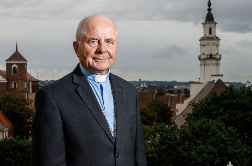 """Kardinolas S. Tamkevičius: """"Saugokime savąsias vertybes kaip didžiausią turtą"""""""