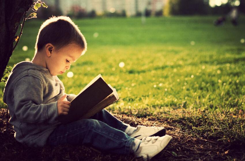 Ką skaityti vaikams?