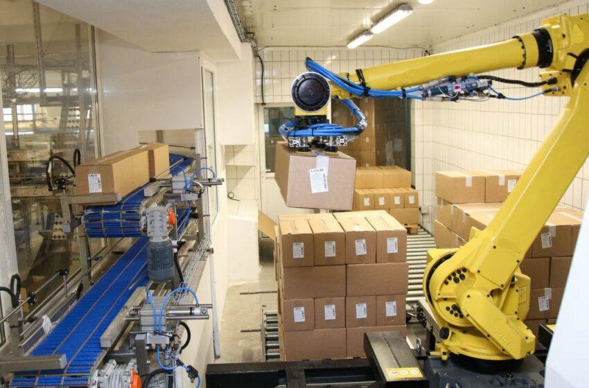 Robotams patikimi sunkiausi darbai