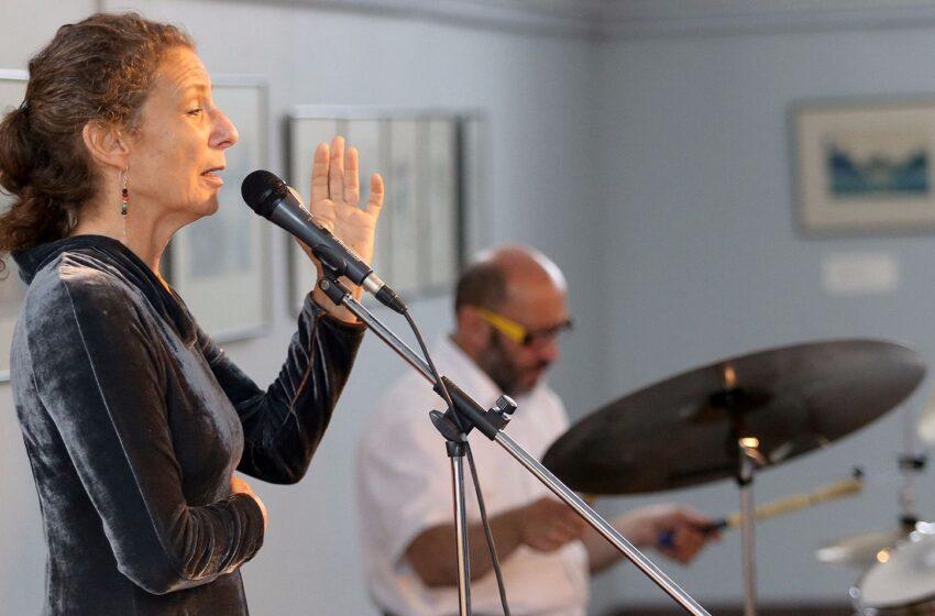 Daugiakultūriame centre skambėjo izraelietės Esti Kenan-Ofri dainos