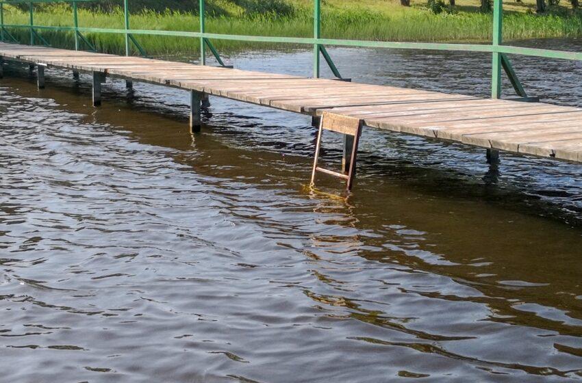 Ištyrė rajono maudyklų vandenį