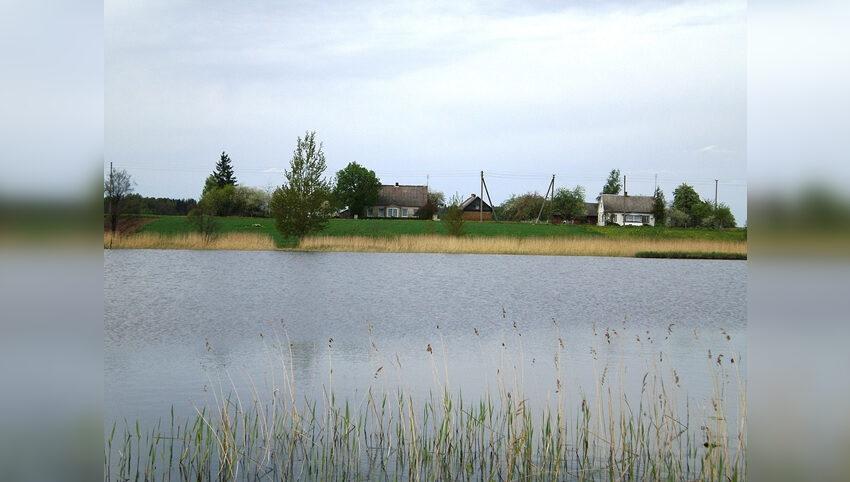 Paskui Baublį – dangumi atkeliavusį ežerą