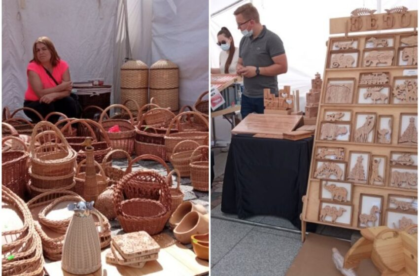 Didžiosios Rinkos aikštėje – iškirtinai lietuviškos produkcijos mugė