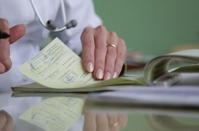 Keičiamos sąlygos popierinių receptų išrašymui migdomiesiems ir raminamiesiems vaistams