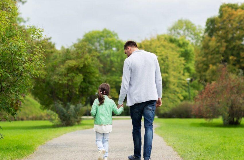 Mielas Tėti, kaip gera Tave turėti…