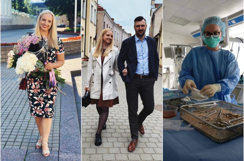 Norint daug pasiekti bei tobulėti ir Lietuvoje galima rasti geras sąlygas