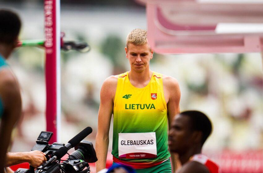 A. Glebauskas užėmė 26-ąją vietą