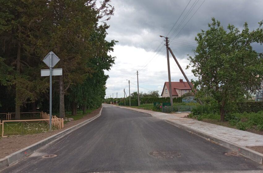 Asfaltuoja gatves