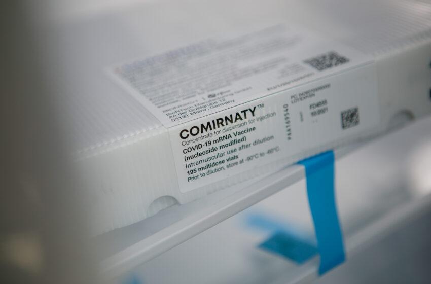 Vakcinas išpila jau ir Kėdainiuose