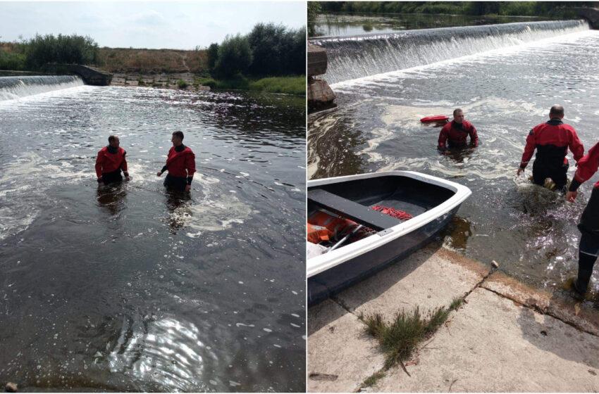 Nevėžio upėje – gelbėtojų mokymai