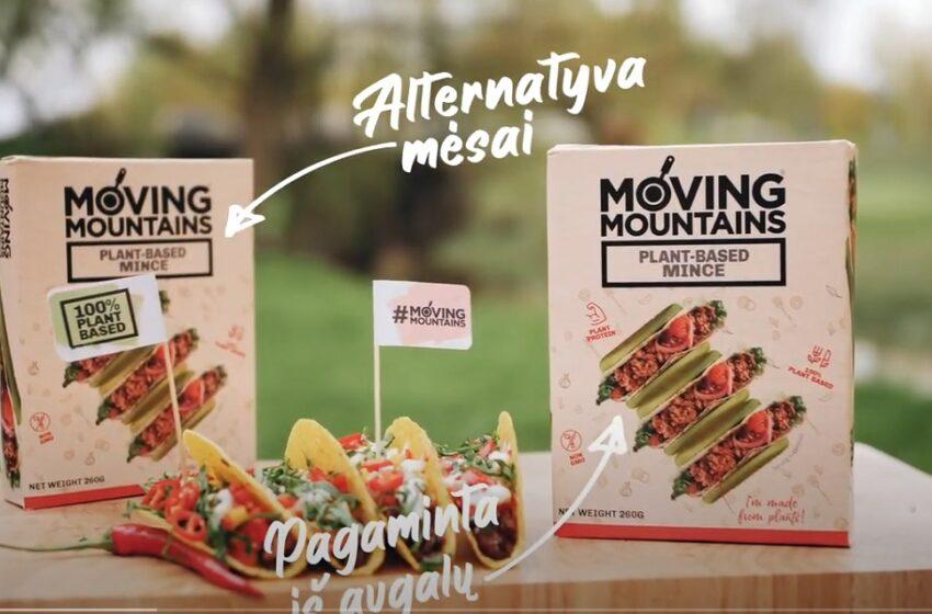 """Gardieji """"Moving Mountains"""" patiekalų receptai nepaliks abejingų"""