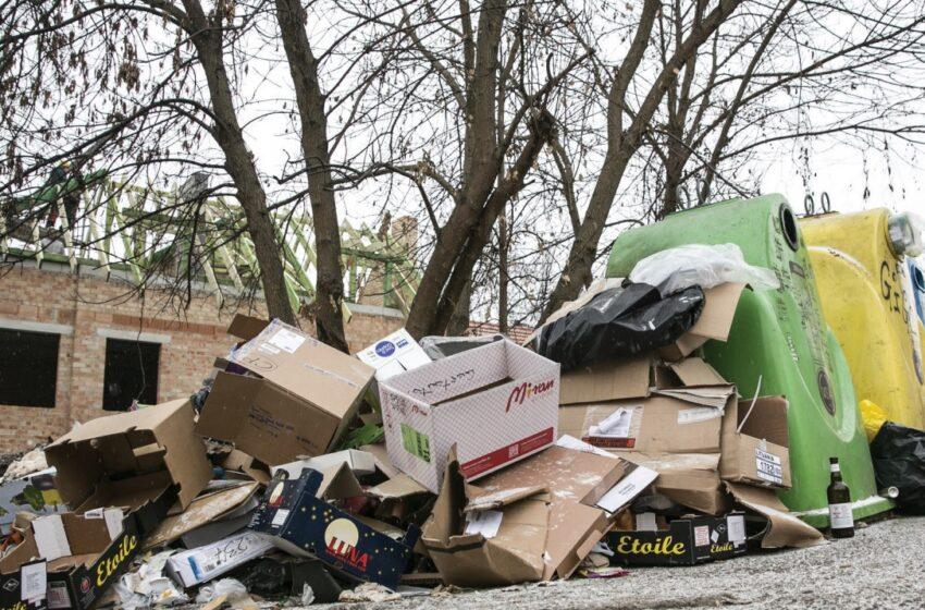 Mokestis už komunalines atliekas dar nesikeis