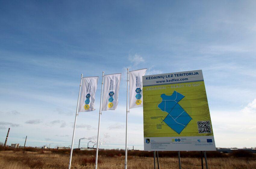 Kėdainių LEZ'ui gavo 150 tūkst. eurų
