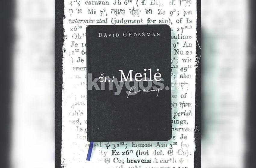 """Verta perskaityti: knyga """"Žr.: Meilė"""" ‒ apie Holokausto įtaką vaikui"""