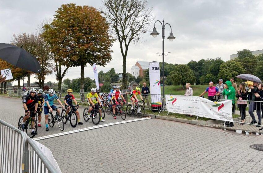 Kėdainių senamiestyje sekmadienį startavo Lietuvos kriteriumo čempionatas (FOTOGALERIJA)