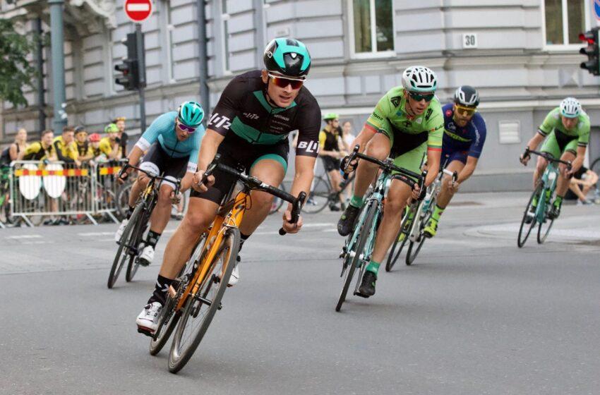 Savaitgalį Kėdainiuose startuoja unikalios dviračių varžybos