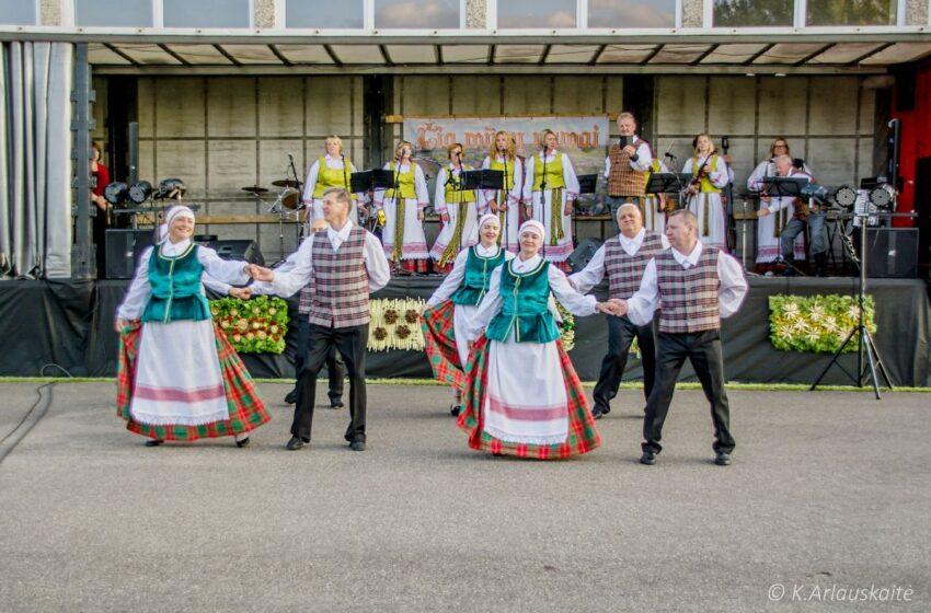 Lančiūnavoje – tradicinė kraštiečių šventė