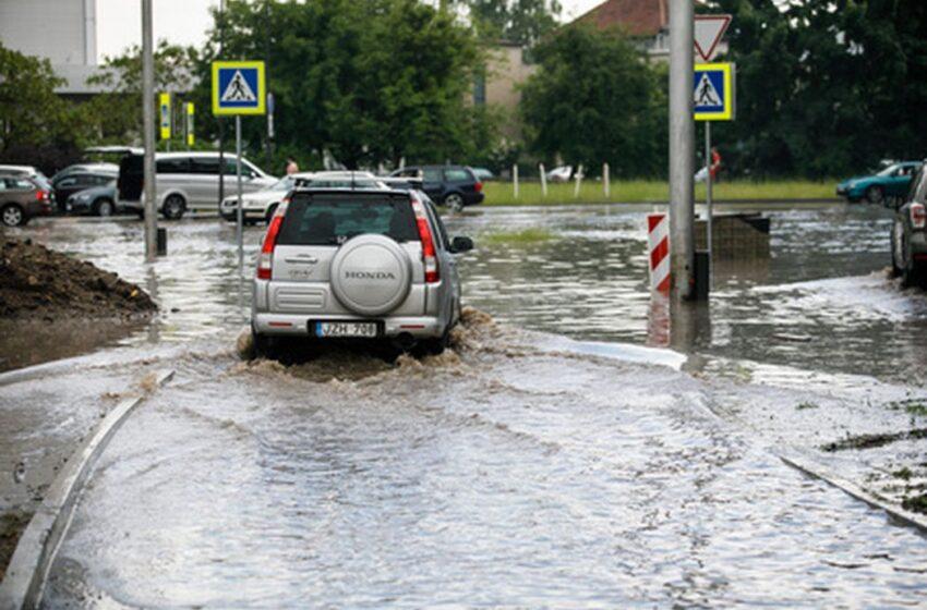Tornadams, potvyniams ar viesulams ruoštis dar nereikėtų