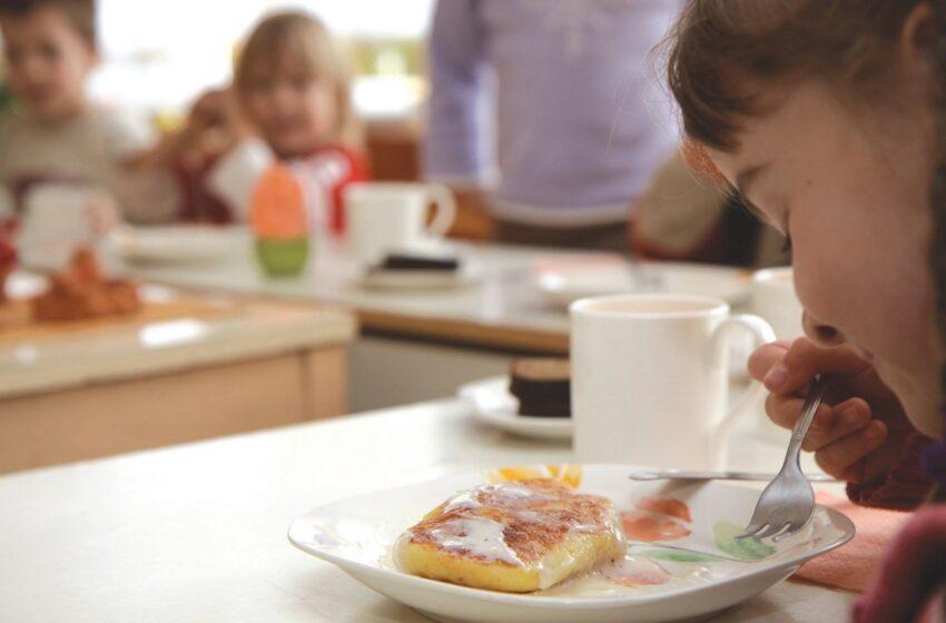 Laikas teikti prašymus socialinei paramai ir nemokamam maitinimui gauti