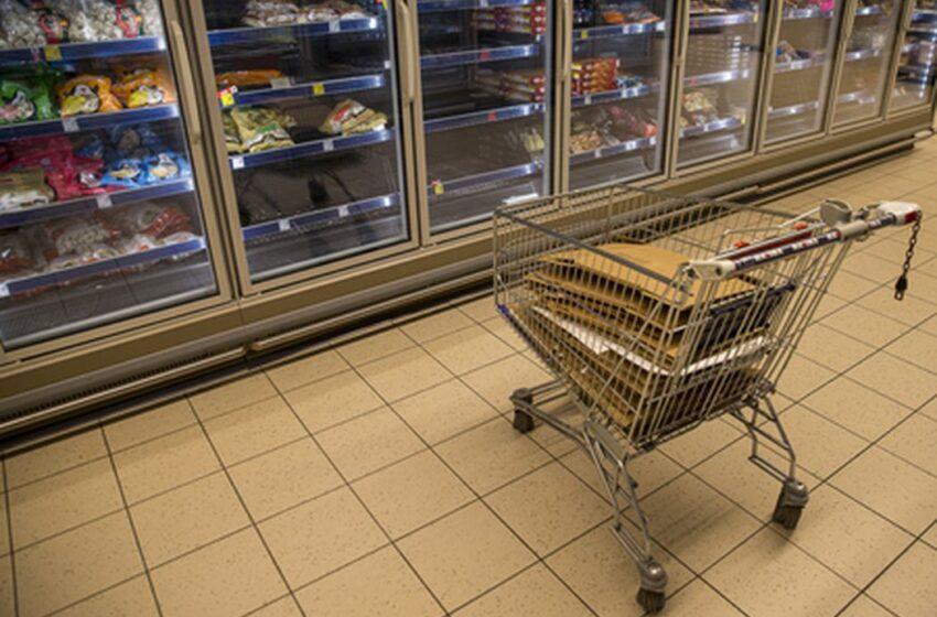 Pigiausių maisto produktų krepšelis rugpjūtį šiek tiek brango