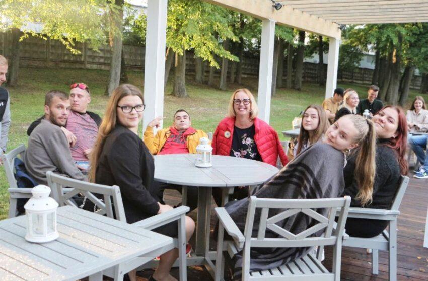 Miesto parke surengė jaunimo pikniką (FOTOGALERIJA)