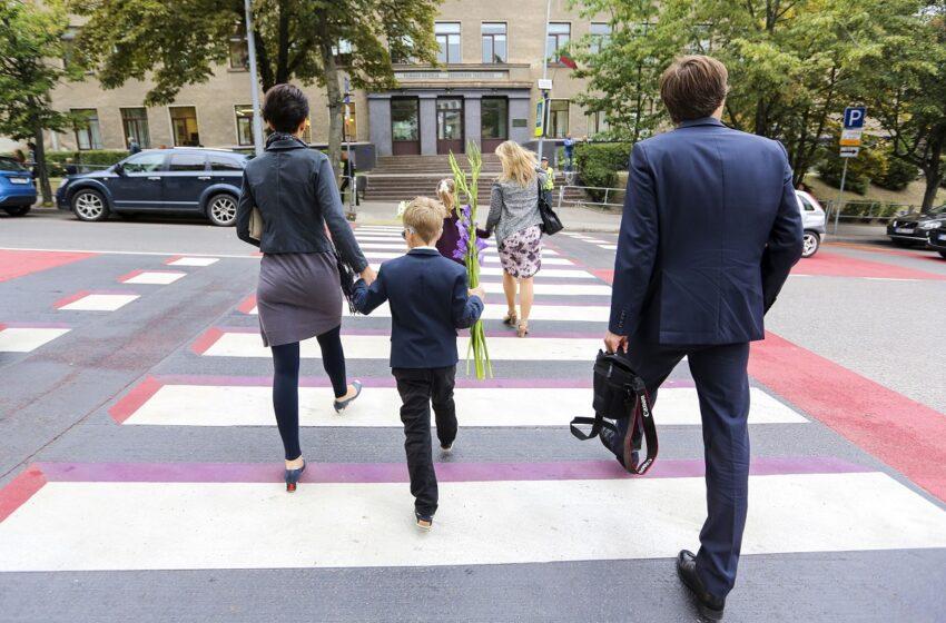 Kaip vaikus parengti sugrįžimui į mokyklas?