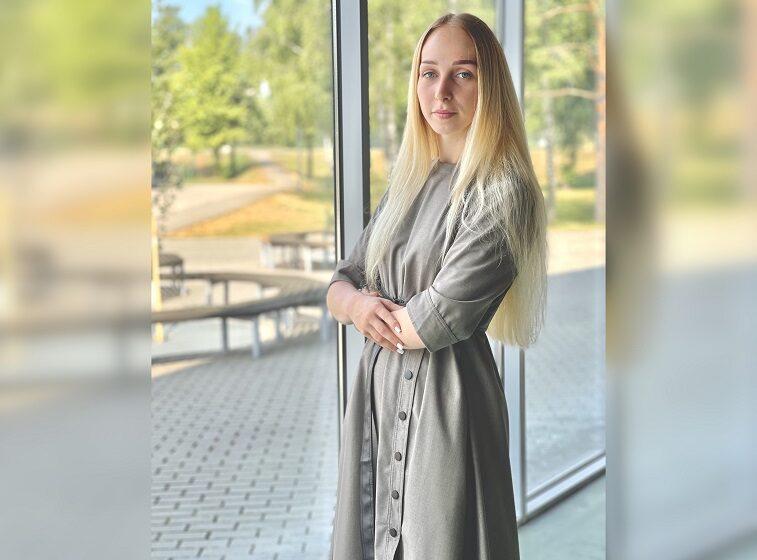 Kėdainių sporto centro renginius organizuoja jauna skandinavistikos specialistė