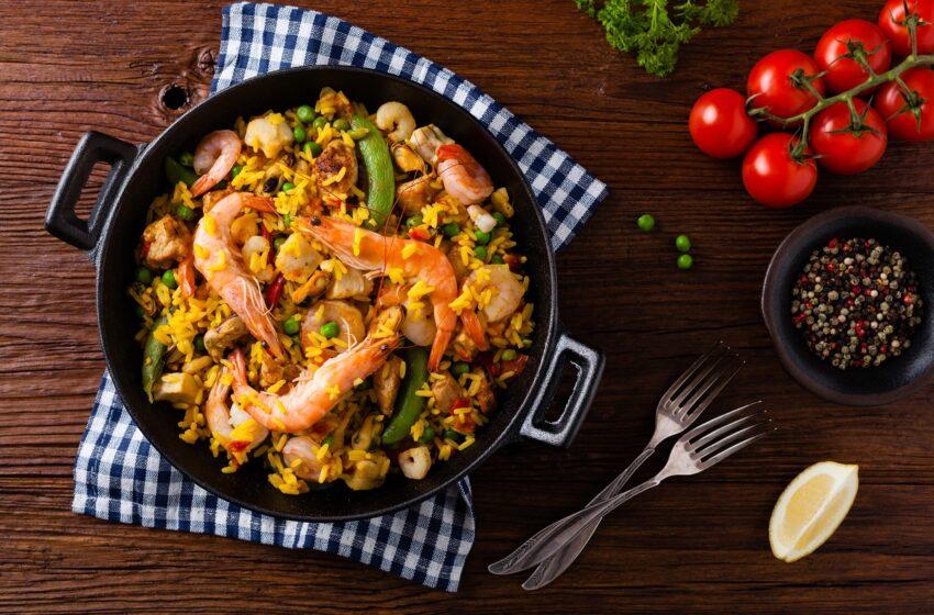 Jos didenybė paelija: iš Ispanijos kilęs valgis, pavergęs visą pasaulį