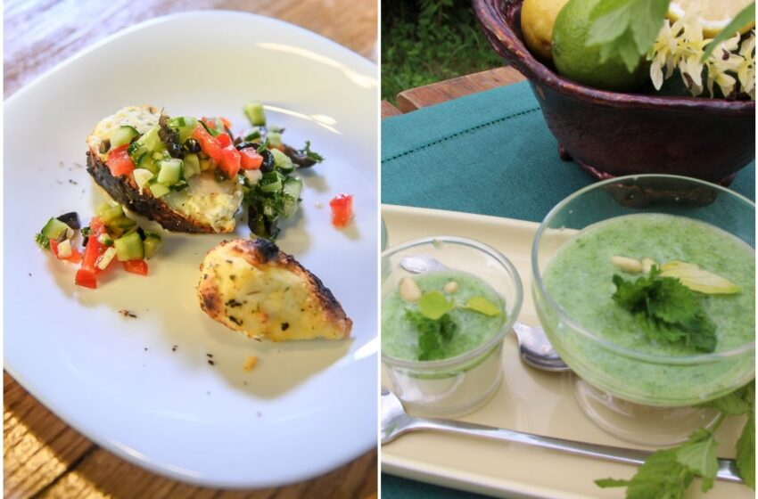 Kol dar darže yra agurkų – gaminkime iš jų salsą