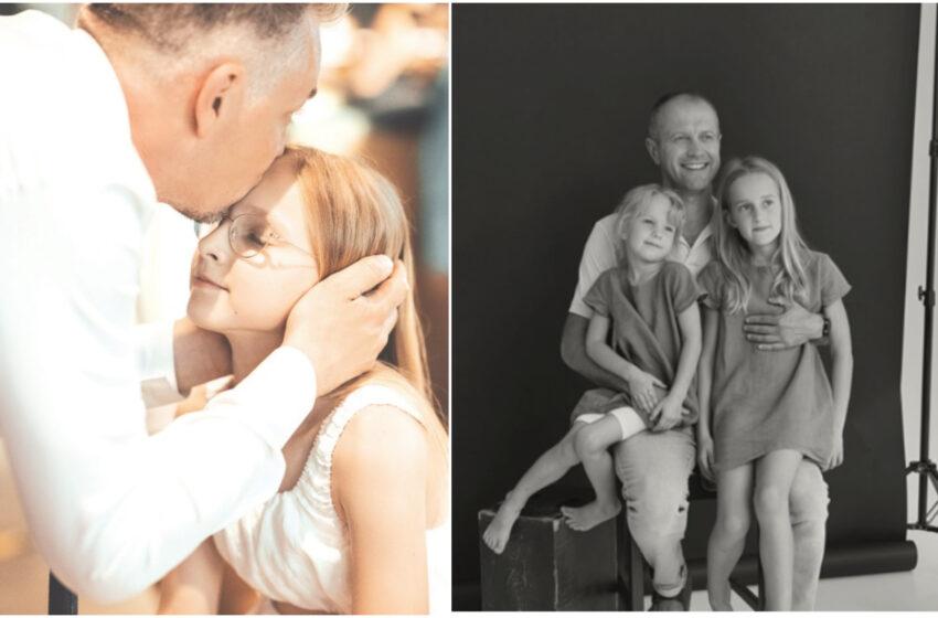 Lyderiai dukroms nenurodinėja, ką rinktis, jie jas skatina būti kuo nori