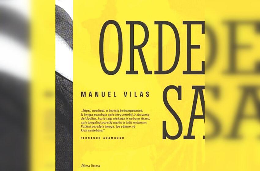 """Verta perskaityti: """"Ordesa"""" – apie mirtį ir užmarštį"""