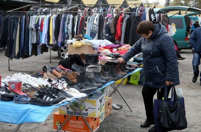 Dėvėtų drabužių verslas stojasi ant kojų, tačiau baiminasi naujų ribojimų