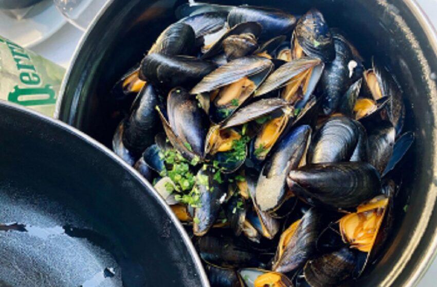 Midijos – išskirtinio skonio jūros gėrybė: išbandykite paprastus receptus