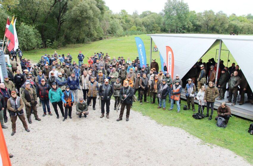 Kėdainių rajone – didžiausios šaulių varžybos Baltijos šalyse