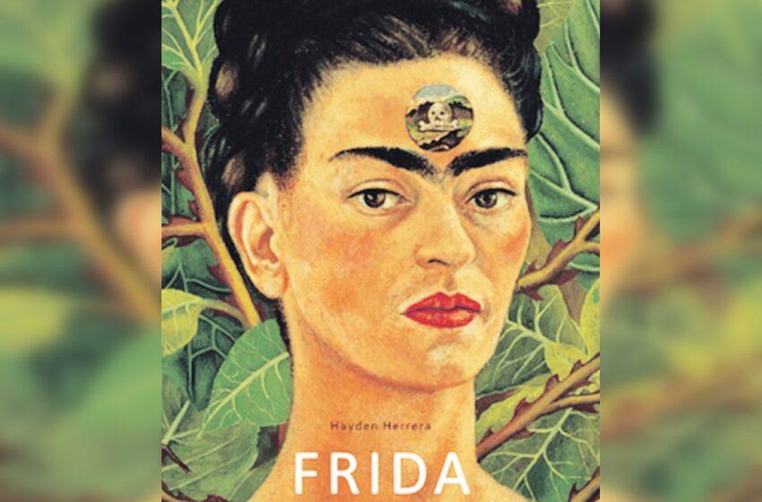 Verta perskaityti – FRIDA: Fridos Kahlo biografija