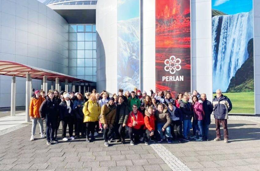 Tarptautinio projekto partneriai susitiko Islandijoje