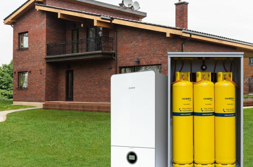 Teisingai pasirinkti namų šildymo sistemą – tas pats, kas laimėti loterijoje