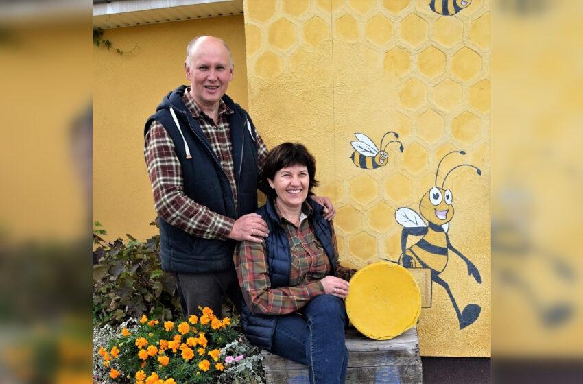 Bičių karalienė gamina išskirtinį Saulės midų