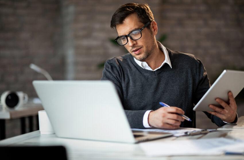 Naujas nešiojamasis kompiuteris – ne tik sėkmingam darbui namuose